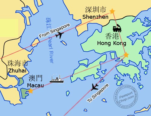Resultado de imagem para hong kong shenzhen
